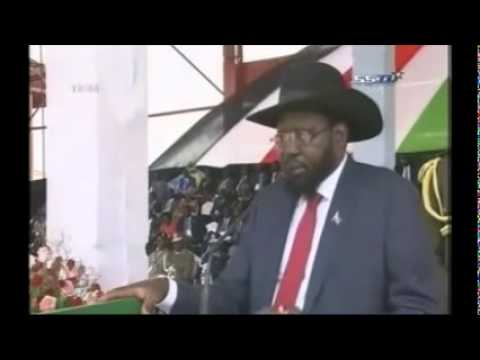 South Sudan president sets conditions for Ugandan military withdrawal