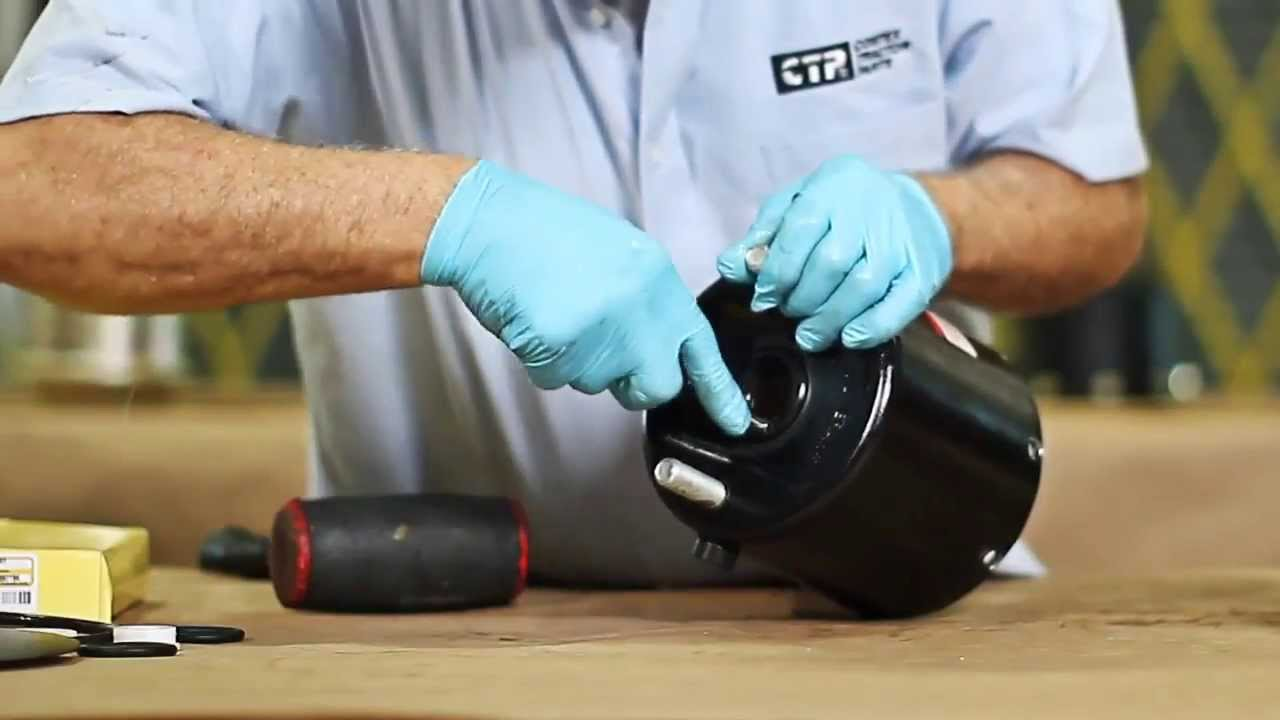 Actuator Brake Repair