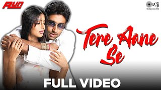 Tere Aane Se - Full Video | Run | Abhishek & Bhumika | Kumar Sanu & Alka Yagnik