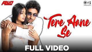 Tere Aane Se - Full Video | Run | Abhishek \u0026 Bhumika | Kumar Sanu \u0026 Alka Yagnik