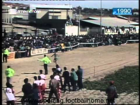 Atletismo :: Domingos Castro campeão nacional de corta-mato em 1990
