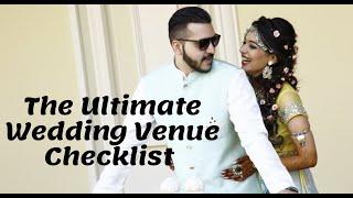 India Wedding Venue Checklist - Part 2 | Wedding Planning | Destination Wedding Venue