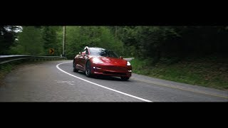 2018 Tesla Model 3 LR More Than Just A Drag Racer 4K Take 1 Ep 10