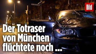 14-Jähriger totgerast | Raser war auf der Flucht vor Polizeikontrolle in München