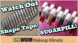 NEW Urban Decay Concealer is COMING! Sugar Pill Liquid Poison Collection Coming! | Makeup Minute