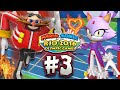 Mario & Sonic at the Rio 2016 Olympic Games - Wii U - Part 3 Eggman, Blaze, Waluigi, & Metal Sonic