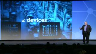 Keynotes 2014 Chicago Internet of Things World Forum