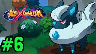 Lên Núi Bắt Mèo Đá Quý Xinh Đẹp - Nexomon Game Giống Pokemon Phiên Bản Mobile #6