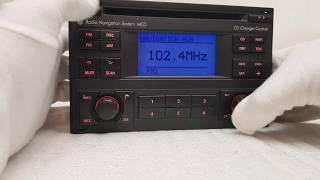 Раскодировка, раскодирование, ввод кода магнитолы Ford Audio 6000CD SONY MP3 .
