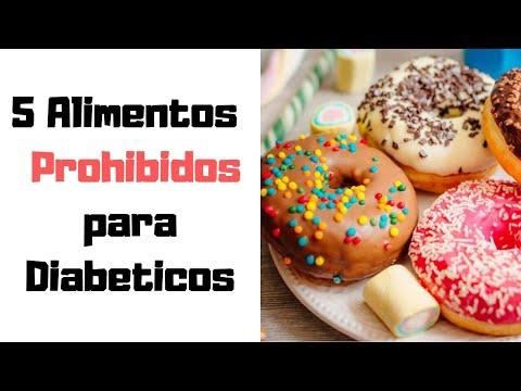 QUE NO PUEDEN COMER LOS DIABETICOS | Alimentos Prohibidos Para Diabeticos!!
