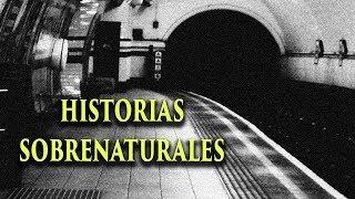 5 LEYENDAS DEL METRO CDMX Y MÁS HISTORIAS DE TERROR