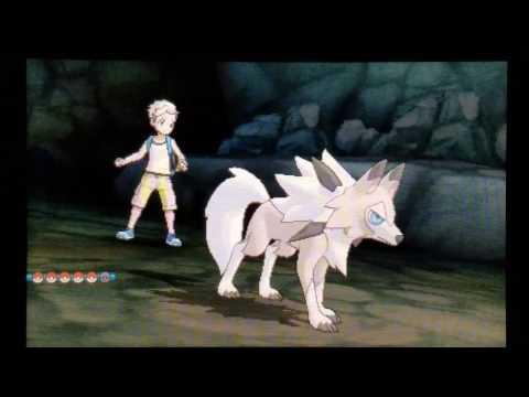 Pokemon Sun VS: Diglett Cave, Team Skull Admin, Kahuna!