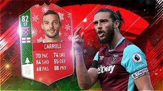 FIFA 18 FUTMAS Carroll Review - FUTMAS Andy Carroll Player Review - Fifa 18 Ultimate Team
