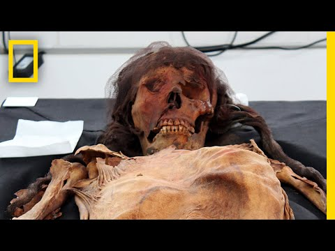 Thumbnail: Revealing the Face of a 1,600-Year-Old Mummy | National Geographic