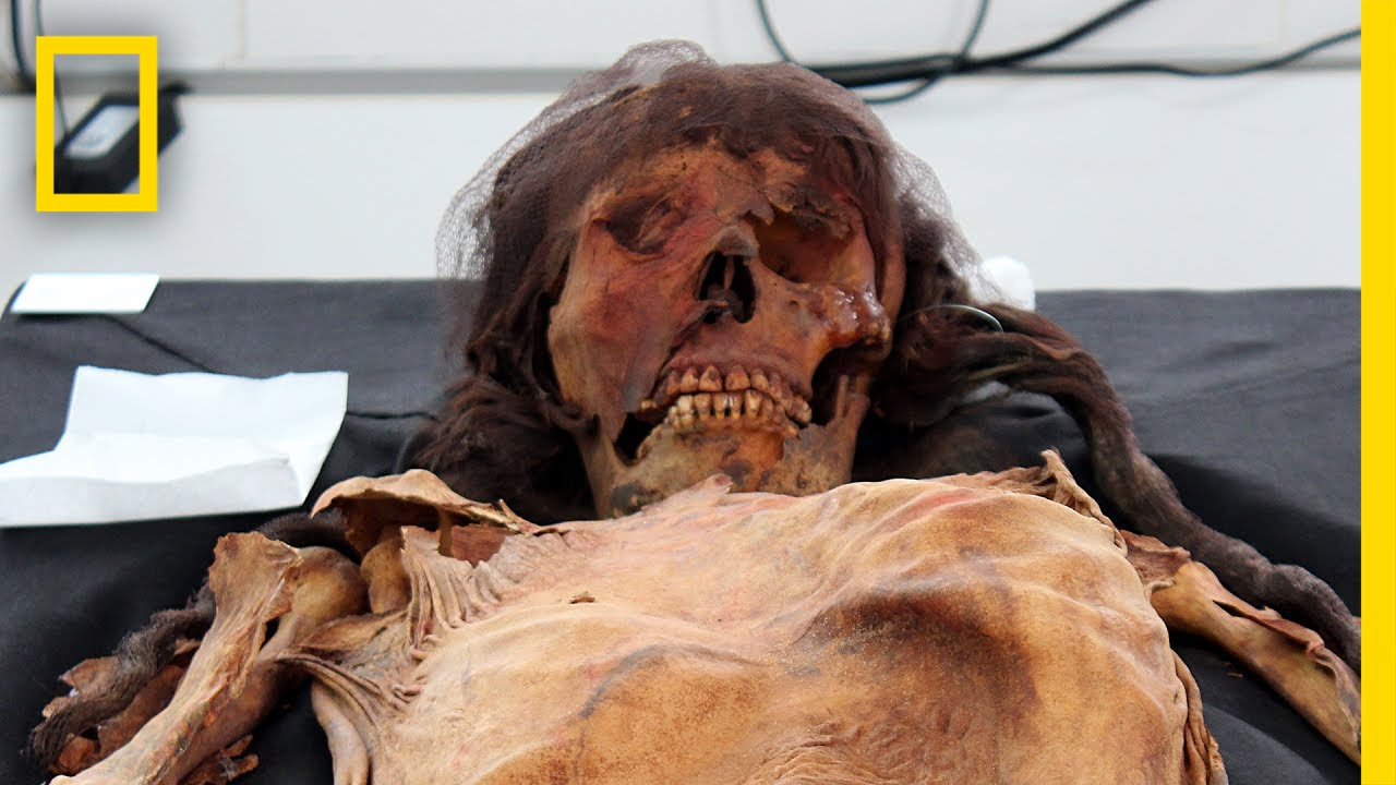 Download Revealing the Face of a 1,600-Year-Old Mummy | National Geographic