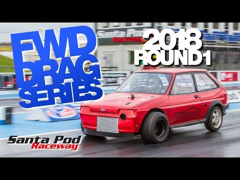 Round 1 2018 FWD Drag Series - All Torque Test Day