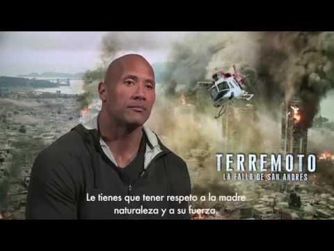 Detrás de la Magia: Dwayne Johnson - Terremoto: La Falla de San Andres -