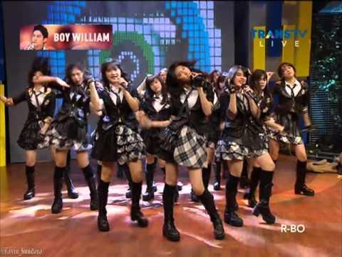 [HD] JKT48 - Beginner @ Happy Show Trans TV (22-2-2016)