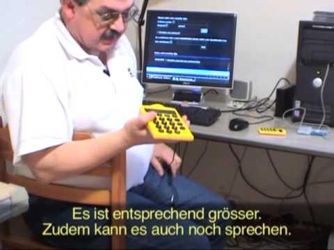 Barrierefreiheit (Accessibility) - Sehbehinderte und blinde Computerbenutzer