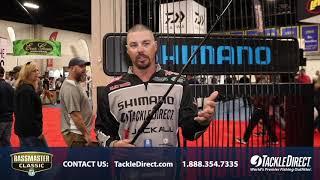 Shimano Poison Adrena Rods at 2019 Bassmaster Classic