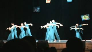 MM Dance Plane Весна МехМат 2012