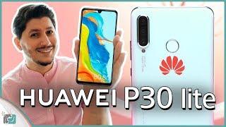 فتح صندوق هواوي بي 30 لايت Huawei P30 Lite   قوي وبسعر جيد