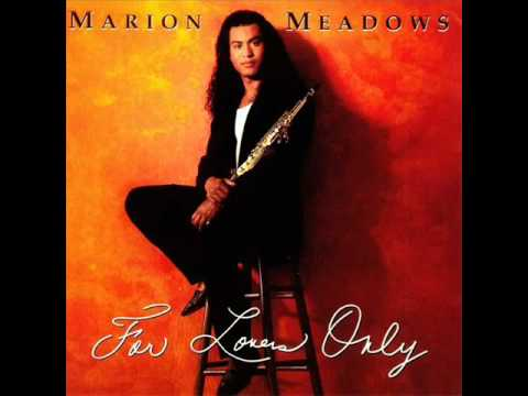 Marion meadows i found a new love