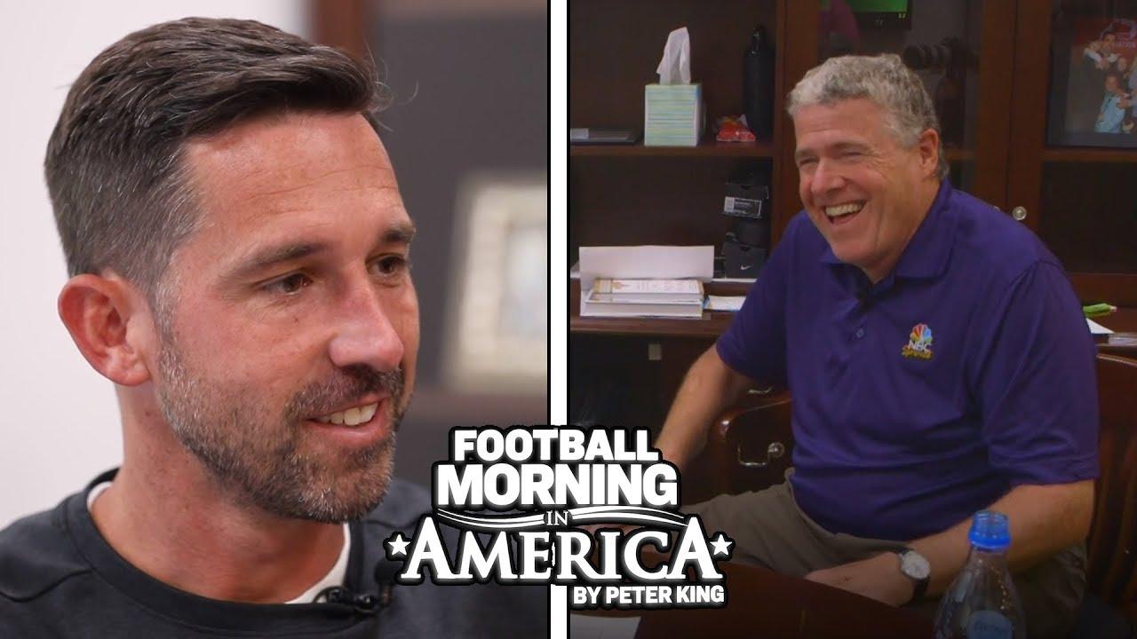 Kyle Shanahan on Jimmy Garoppolo's return, Joey Bosa's health (FULL INTERVIEW)   NBC Sports