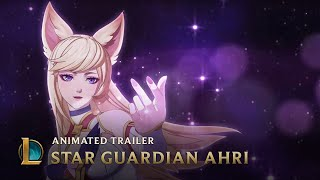 Download A New Horizon   Star Guardian Ahri Animated Trailer - League of Legends