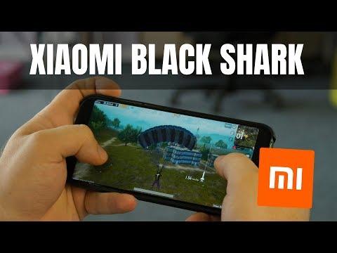 Xiaomi Black Shark - зачем Вам игровой смартфон?