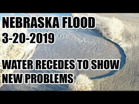 Nebraska Flooding (West Point/Beemer area) 3-20-19