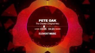 Pete Oak - The Cheater (Original Mix)