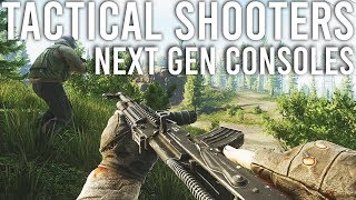 Tactical shooters could dominate next gen consoles