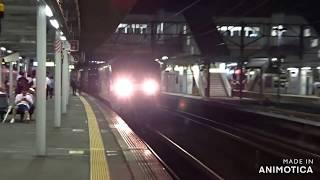 EF210形牽引貨物列車 西明石駅通過 パート1~25