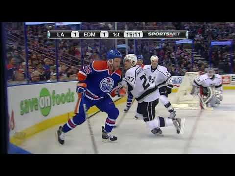 Los Angeles Kings vs. Edmonton Oilers 3/30/12