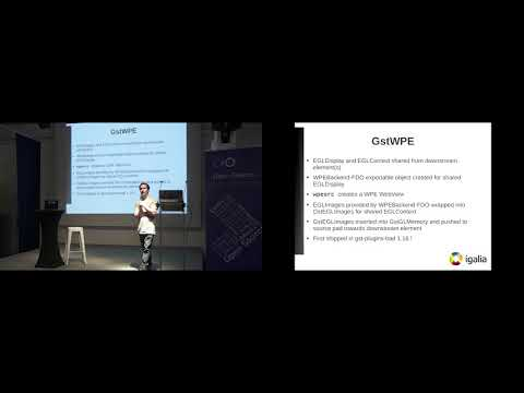 WebKit-powered HTML Overlays In Your Pipeline With GstWPE (GStreamer Conference 2019)