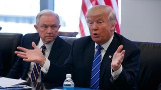 Trump Twitter attacks fuel speculation of AG Jeff Sessions' exit