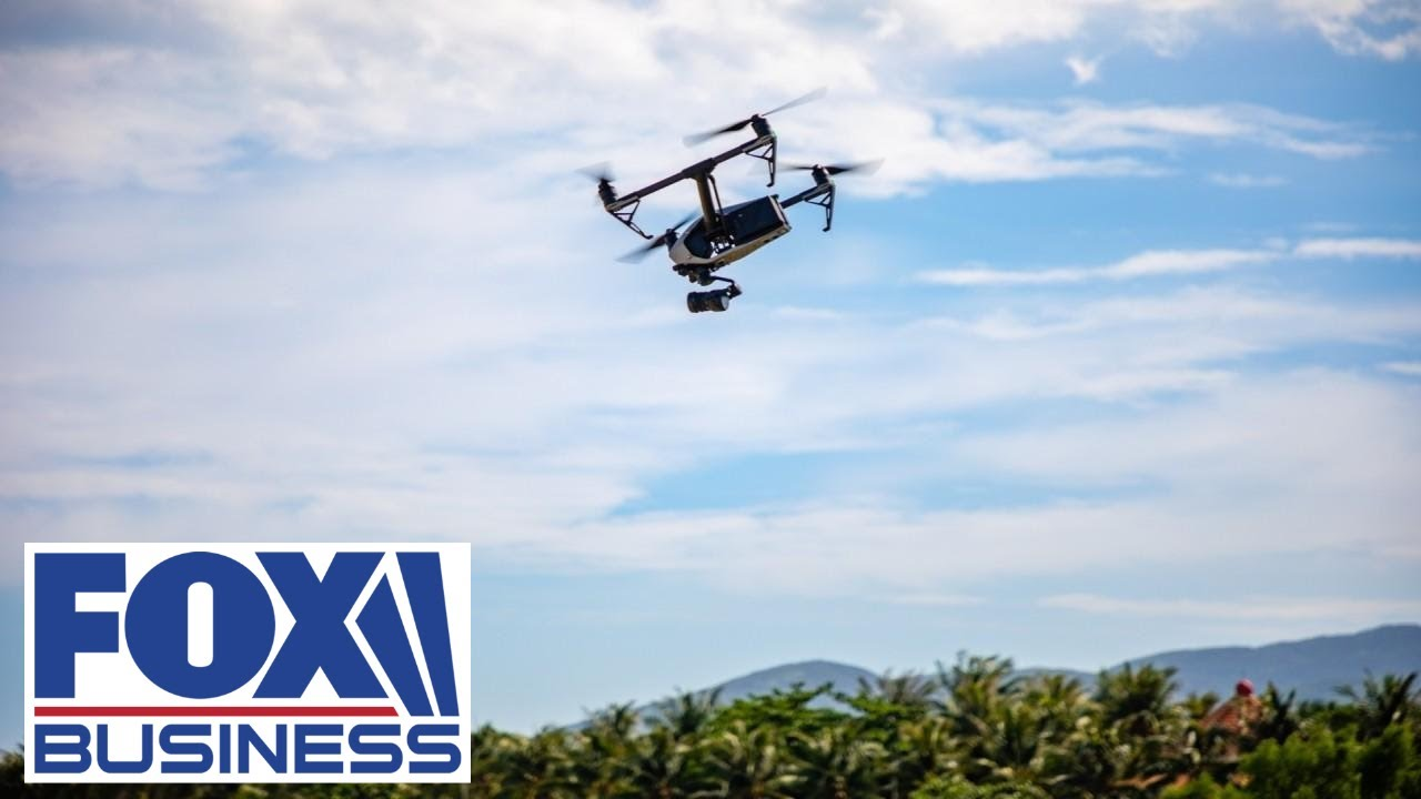 Should people be concerned about drones used to combat coronavirus?
