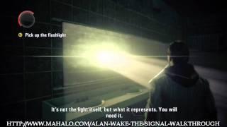 Alan Wake: The Signal Walkthrough - Part 1