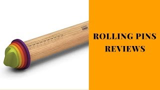 3 Best Rolling Pins You Can Buy 2019 - Rolling Pins Reviews