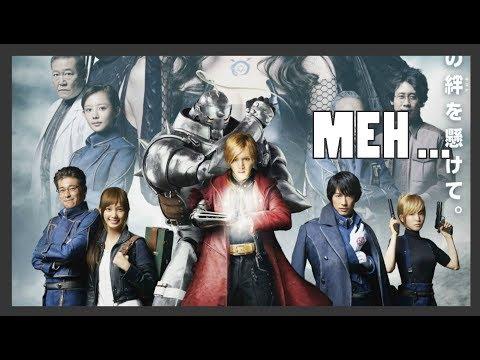 Full metal alchemist le Film - Meh