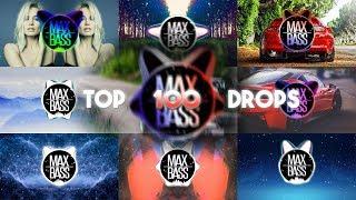 TOP 100 BASS DROPS 🤑 MAX BASS MIX