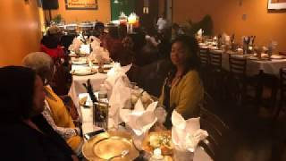 "Alyssa Marie Prendergast sings ""AT Last"" - Private Event @ Pimento Grill -Maplewood NJ"