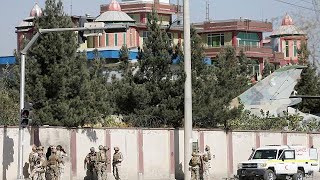 Afghan TV channel attacked by Isis gunmen
