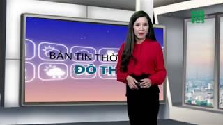 Thời tiết các thành phố lớn 17/10/2018: Mưa dông sau 16h ở Sài Gòn và Cần Thơ | VTC14