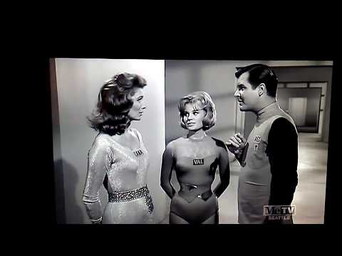 The Twilight Zone-Number 12 Looks Just Like You-Ending