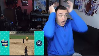 FUNNY SPORTS FAILS COMPILATION REACTION!!!