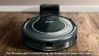 Shark Ion Robot Vacuum Wifi-connected, Voice Control Dual-action Robotic Vacuum Carpet And Hard