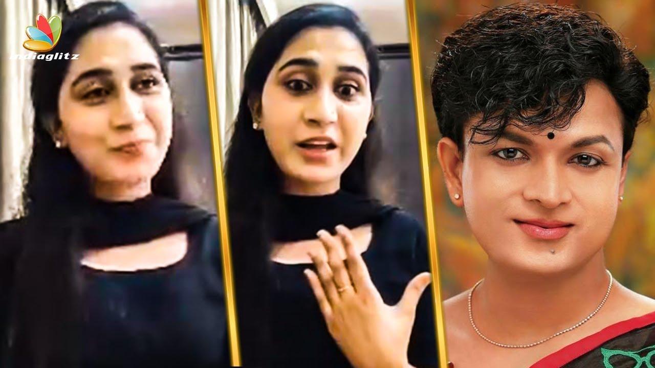 മേരിക്കുട്ടി കണ്ട് പൊട്ടികരഞ്ഞ് അഞ്ജലി | Anjali Amir emotional talk | Njan Marykutty