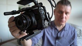Blackmagic Pocket Cinema Camera 4K. Серьезный обзор №2 в перемешку с недоумением )